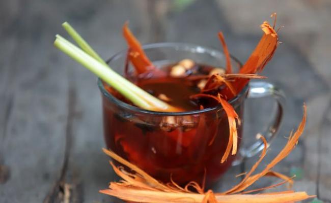 Minuman Khas Nusantara
