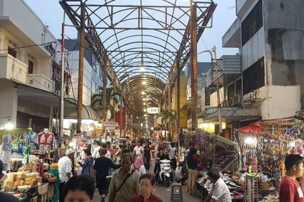 Pasar Seni Di Indonesia