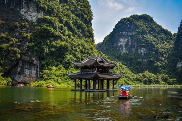 Destinasi alam di Vietnam
