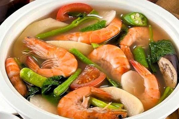 Hidangan Seafood Khas Filipina