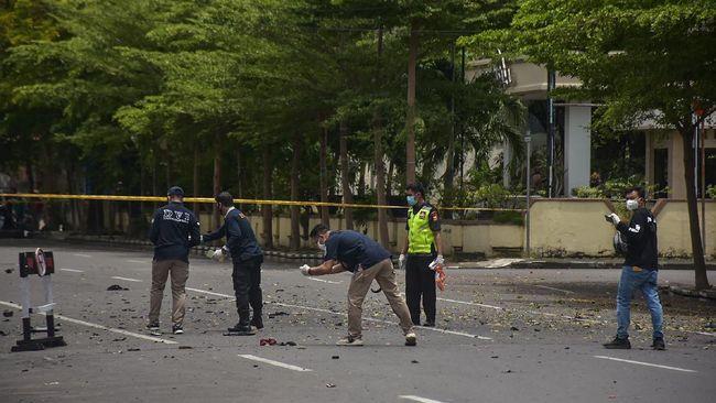 teroris bom Gereja Makassar