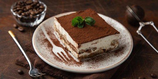 Dessert Dari Berbagai Negara