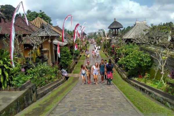 Desa wisata kelas dunia