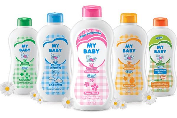 Rekomendasi bedak bayi