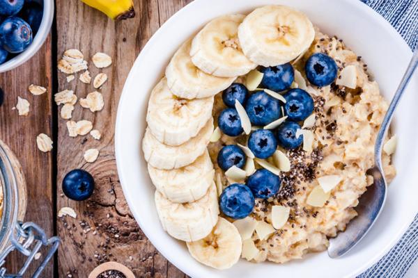 Manfaat Diet Oatmeal