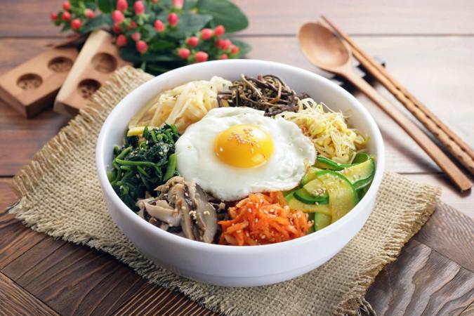 Lauk-Khas-Korea-Selatan