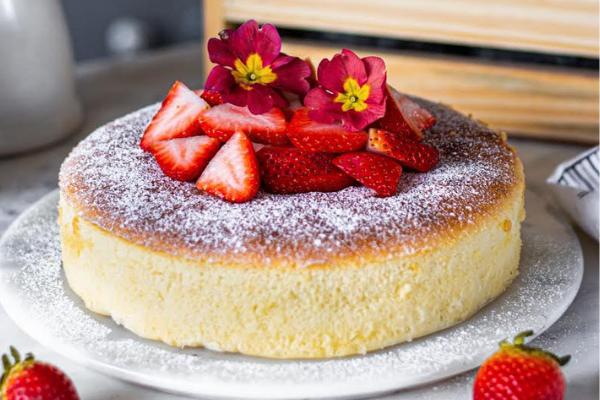 Dessert-Keju-Paling-Enak